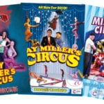 Thumbnail of Jay Miller's Circus Brochures Selection