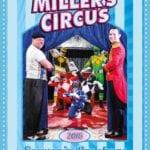 Thumbnail of Jay Millers Circus Brochure 2016