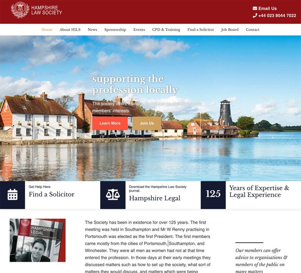 Hampshire Law Society
