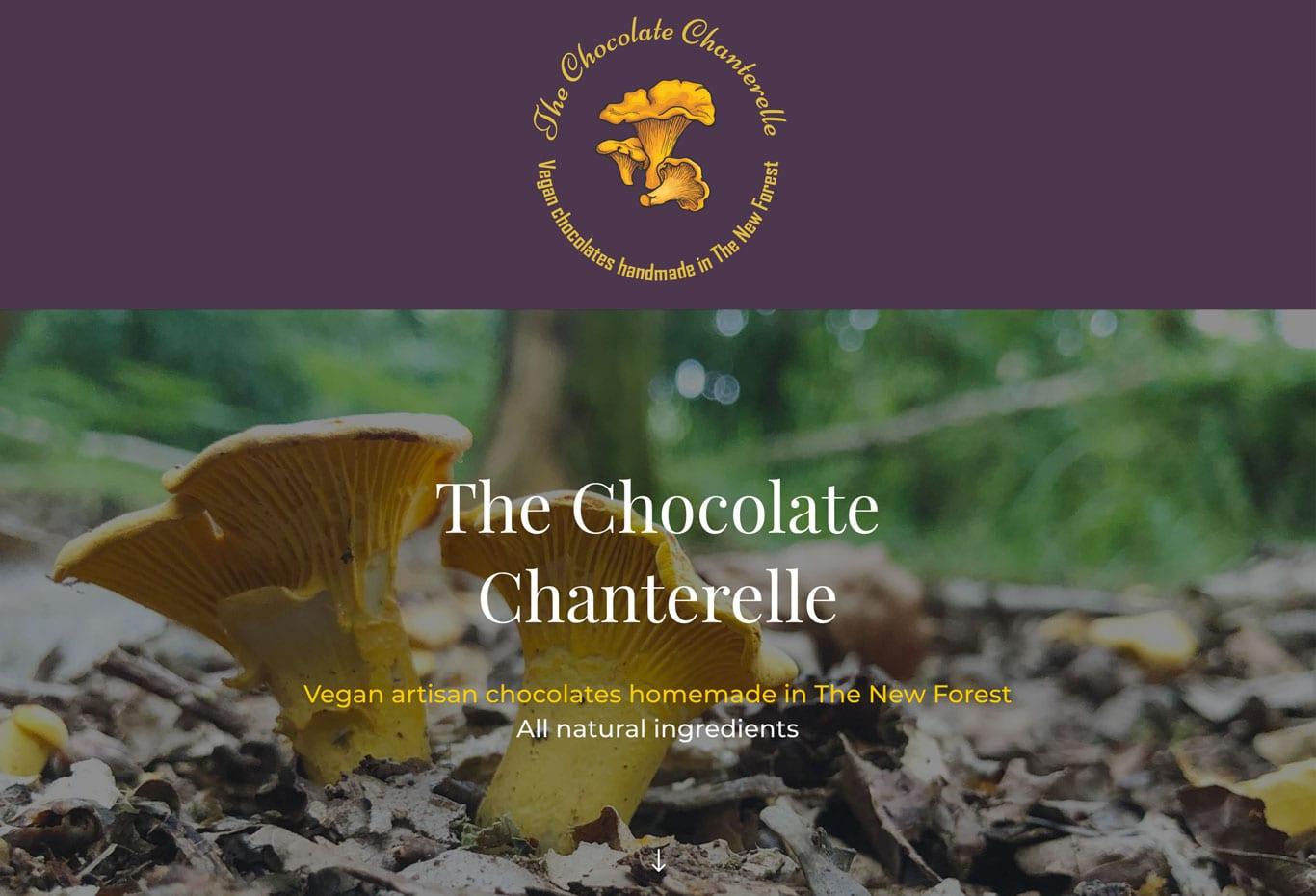 The Chocolate Chanterelle